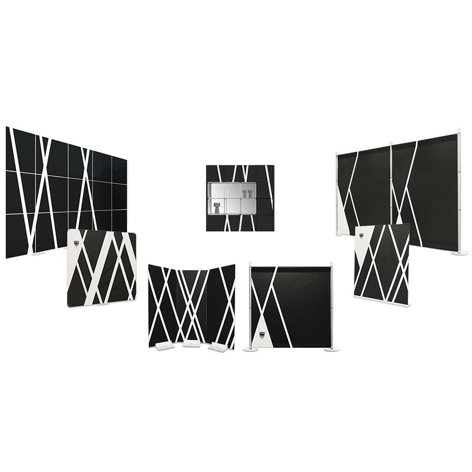 gamme complète de murs graphique et de toiles de fond